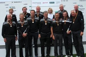 Bronze für die Senioren bei der DMM in Krefeld
